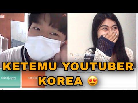 KETEMU YOUTUBER KOREA DI OMETV SERVER KOREA 😍 || Ometv International