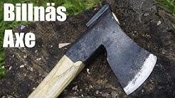 Restoration - Restoring a Finnish Billnäs Axe