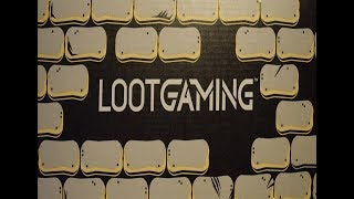 Loot Gaming August 2017 Fortress Unboxing includes Zelda, The Witcher, Dragon Age , Middle Earth