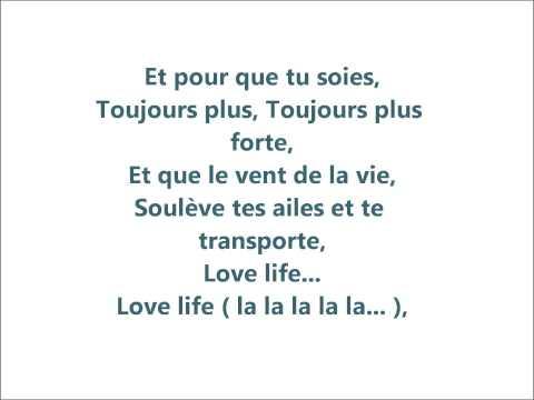 John Mamann ft  Kika   Love Life Lyrics