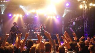 Sirenia - Lost In Life (live in Moscow 2015)
