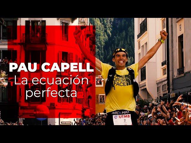 EVASION TV: PAU CAPELL. LA ECUACIÓN PERFECTA