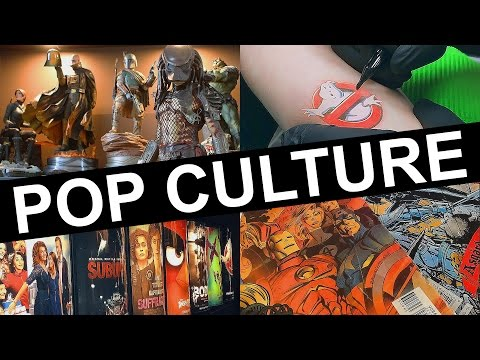 Pop Culture Is Our Culture