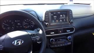 2018 Hyundai Kona 1.6T POV Test Drive