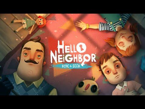 Hello Neighbor Hide Seek Gameplay Trailer Pc Ios Xbox Ps4 Switch