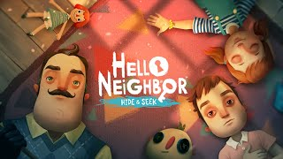 Hello Neighbor: Hide & Seek Gameplay Trailer (PC, iOS, Xbox, PS4, Switch)