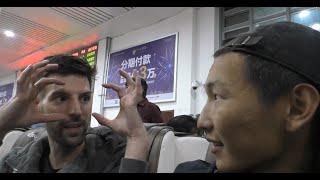 Интервью с немцем! Забрали паспорт и билет! Конец путешествия! / Видео