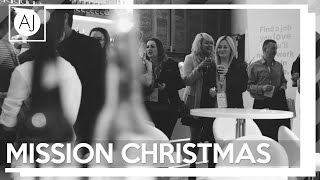 ANDREW JAMES | Mission Christmas Launch Night | 2015
