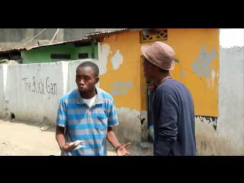 Gag TELECOMMENDE MAGIQUE cine africa film