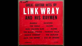 Link Wray and his Ray Men - Alone