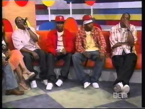 Jay-z,Young Gunz, and Memphis Bleek Interview on 106 N' Park