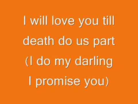 I promise you - Backstreet Boys + lyrics - YouTube