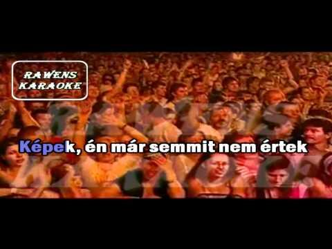 Bikini - Mielőtt Elmegyek Magyar Karaoke Videó
