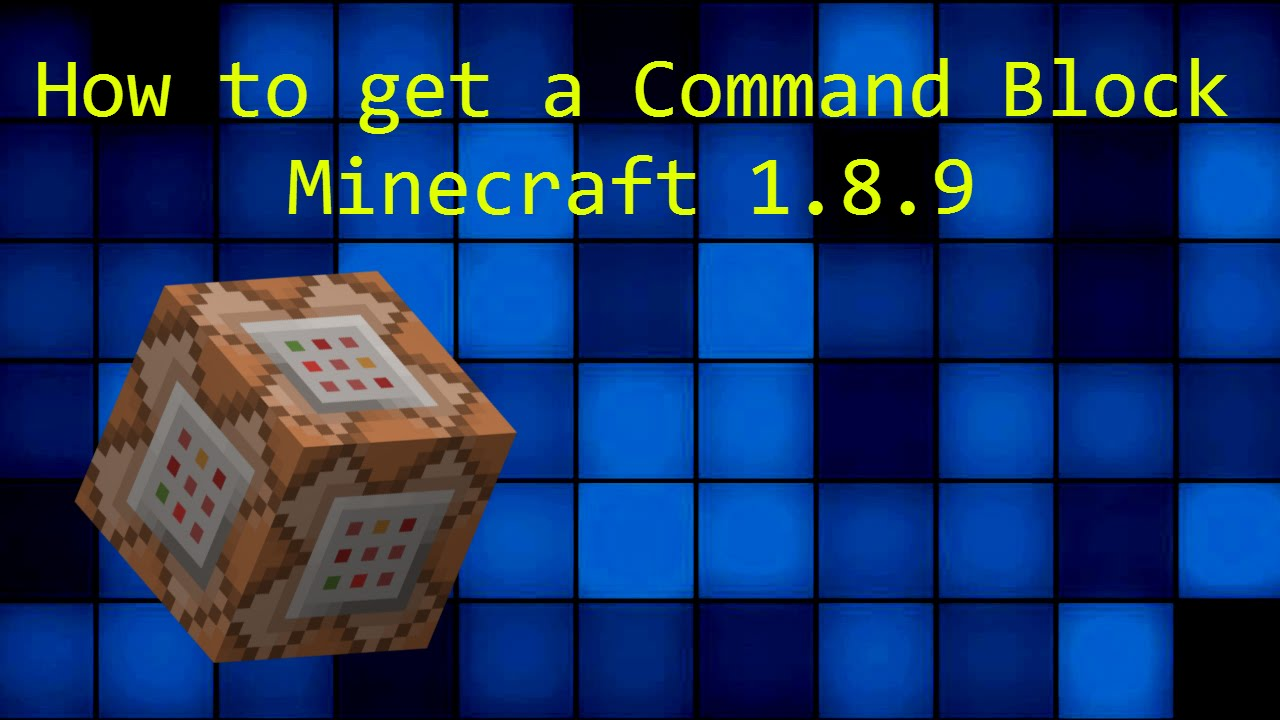 minecraft ps4 how to get a command block