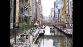 大阪ミナミ周辺 Music by 木村充揮&大西ユカリと新世界.
