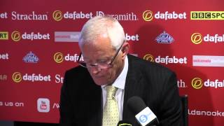 Barry Hearn World Snooker Championship 2014 press conference