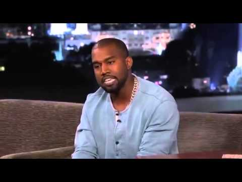 Kanye West motivational interview