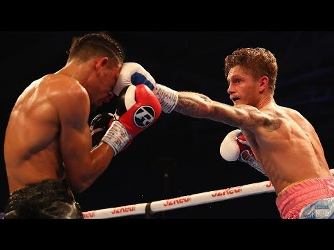 Fight of the Year contender! Archie Sharp v Lyon Woodstock full fight replay