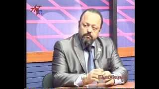 ΑΡΤΕΜΗΣ ΣΩΡΡΑΣ - ΣΥΝΕΝΤΕΥΞΗ ΣΤΟ ART-TV ΑΡΤΑΣ