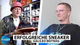 Justin reagiert auf die 3 erfolgreichsten Sneaker der Welt.. | Reaktion