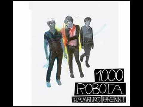 Sachen erleben - 1000 Robota