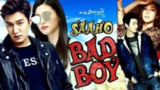 Bad Boy - Saaho | Lee Minho 💓 Jun Ji Hyun | Mix Bemisal Thumbnail