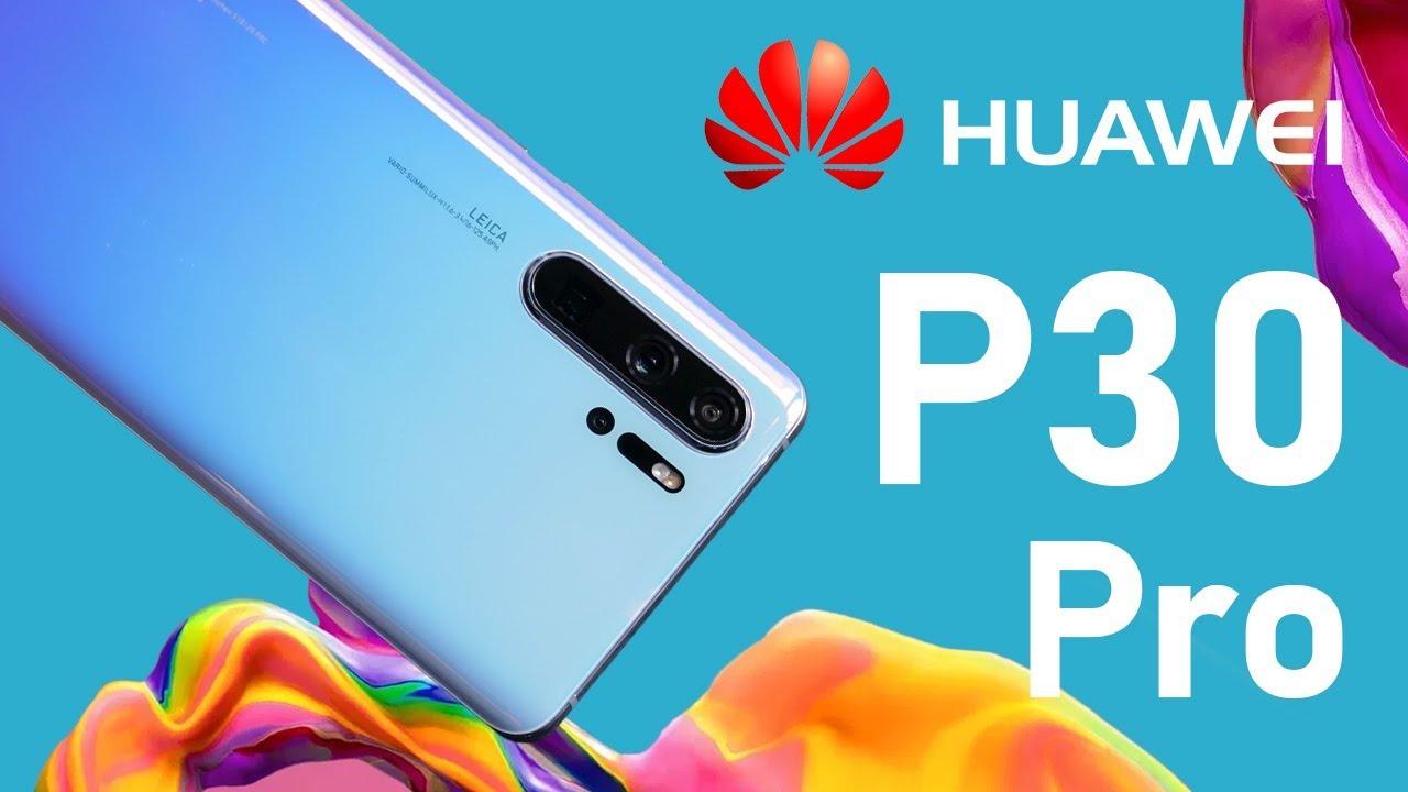 Обзор Huawei P30 Pro: камера в сравнении с Mate 20 Pro, играем в PUBG, примеры фото и видео!
