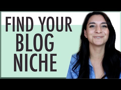 Finding Your Blog Niche: The Insanely Easy Guide When You Just.Can't