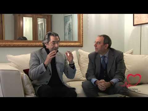 Il Prof. Francesco Fedele e il Maestro Riccardo Muti