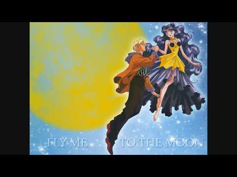朝川ひろこ [ Hiroko Asakawa ] - Fly Me to the Moon ( 1 hour extended )