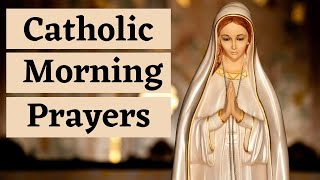 Catholic Morning Prayers | Praỳers to Bless Your Day