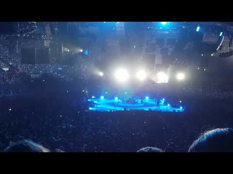 Metallica-One-Power Outage-Birmingham 30th Oct 2017