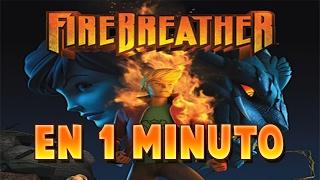 Firebreather En 1 Minuto Peliculas En 1 Minuto Youtube