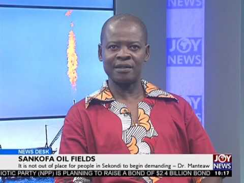 Sankofa Oil Fields - News Desk on Joy News (6-7-17)