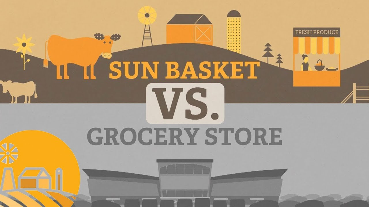 Blue apron vs grocery store