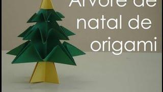 Árvore de origami