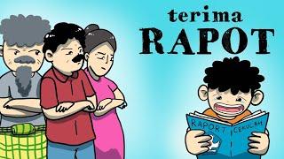 Kartun Lucu - Wowo Terima Rapot - Animasi Indonesia - Funny Cartoon