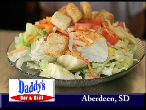 Aberdeen South Dakota's Daddy's Bar and Grill On Our Story's What's Cookin