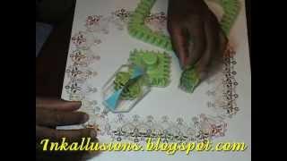 Inkadinkado Stamping Gear: Squares and Rectangles