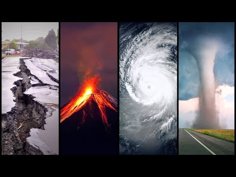 Fires, Floods, and other strange things. Part 1