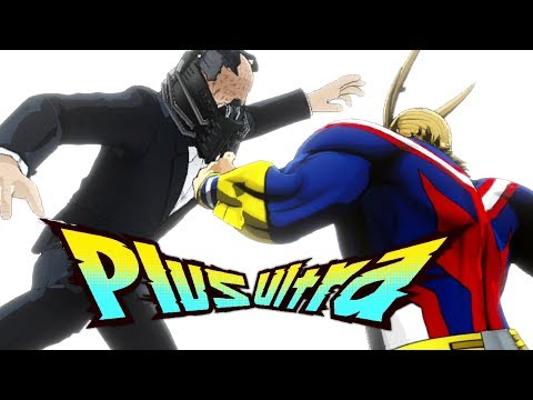My Hero Academia: One\'s Justice - All Super Attacks! & All Plus Ultra\'s! All Characters! (1080p)