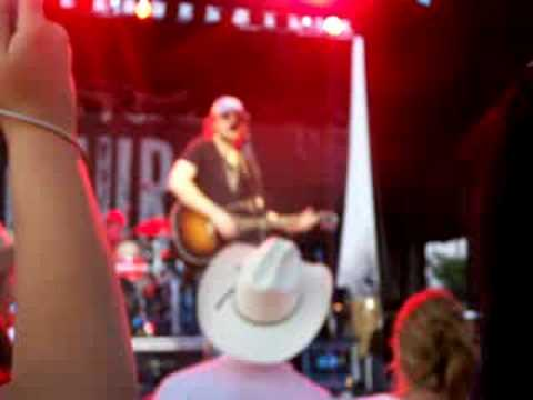 His Kind Of Money, My Kind Of Love ~ Eric Church 7-24-08