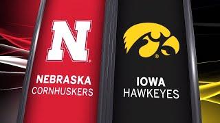Nebraska at Iowa: Week 13 Preview   Big Ten Football