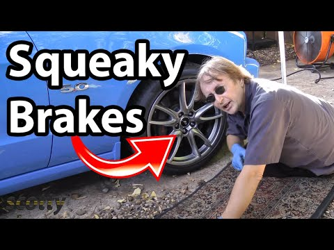 How to Fix Squeaky Brakes in Your Car
