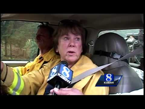 Big Sur wildfire destroys 15 homes, spreads across 550 acres