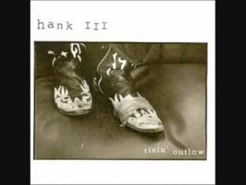 Hank Williams III - On My Own