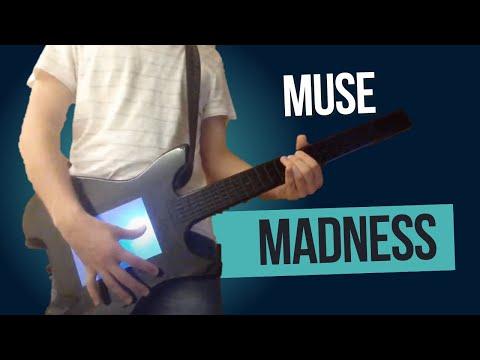 Muse - Madness Kitara cover