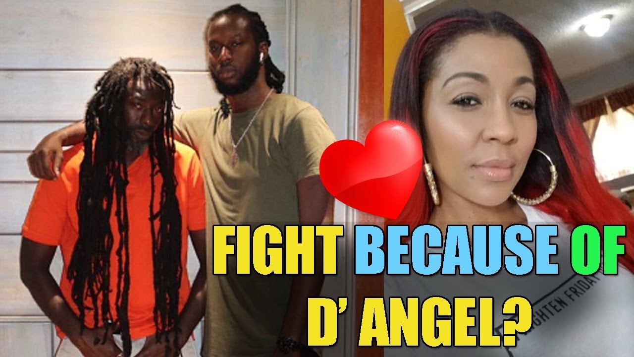 F!GHT Because Of D'Angel? TRUTH? Marcus & Buju Banton GOOD Again