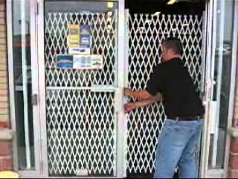 Quantum Front Door Security Gates