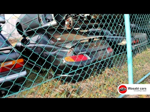 Junk Yard: Mitsubishi FTO, R32 & R33 Skylines, Suzuki Alto Works, & more